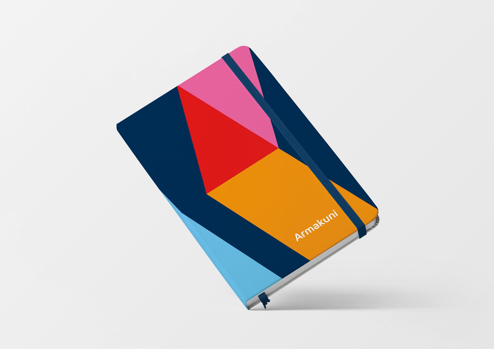 Armakuni–Branding–Notebook