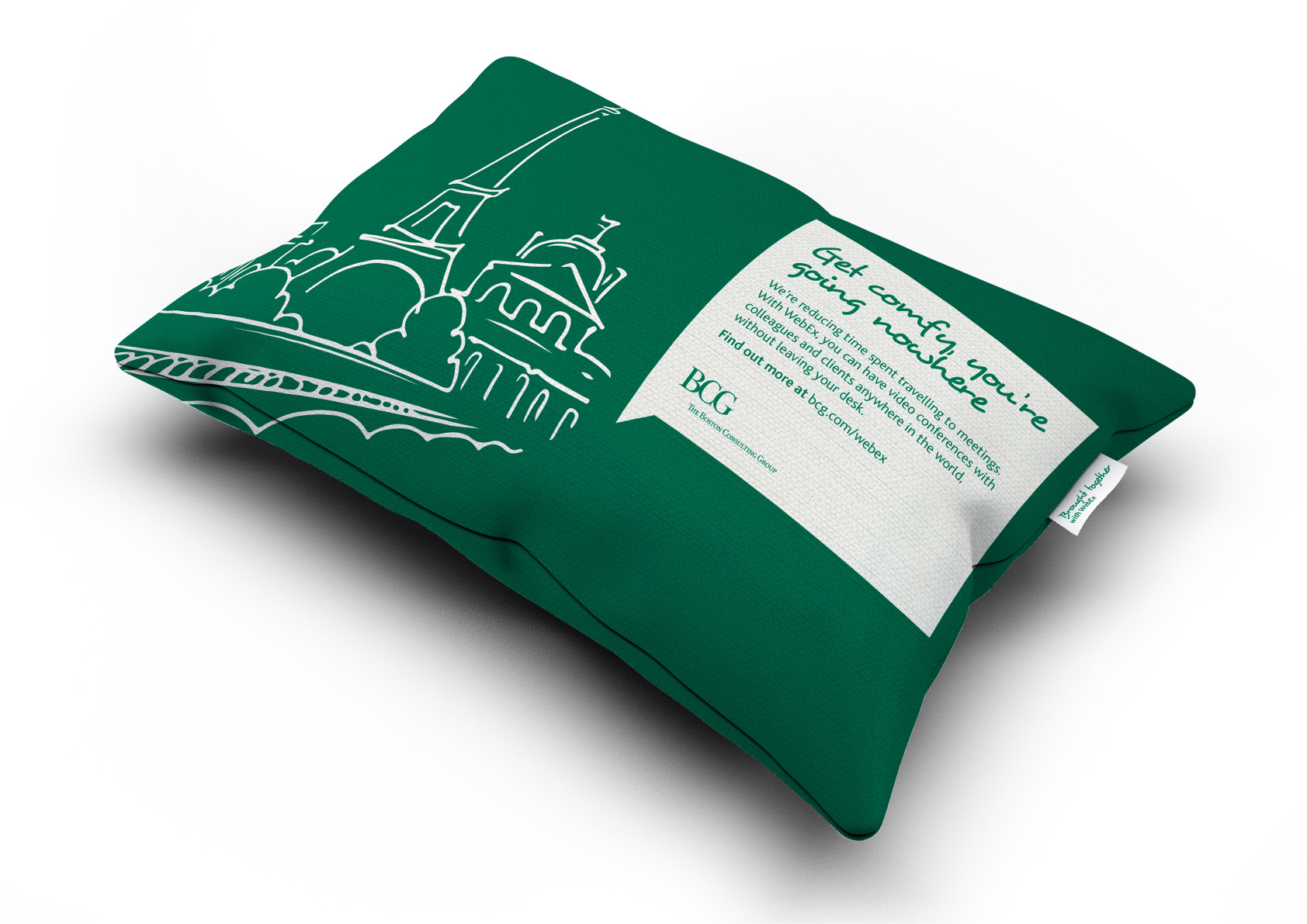 BCG–WebEx–Pillow